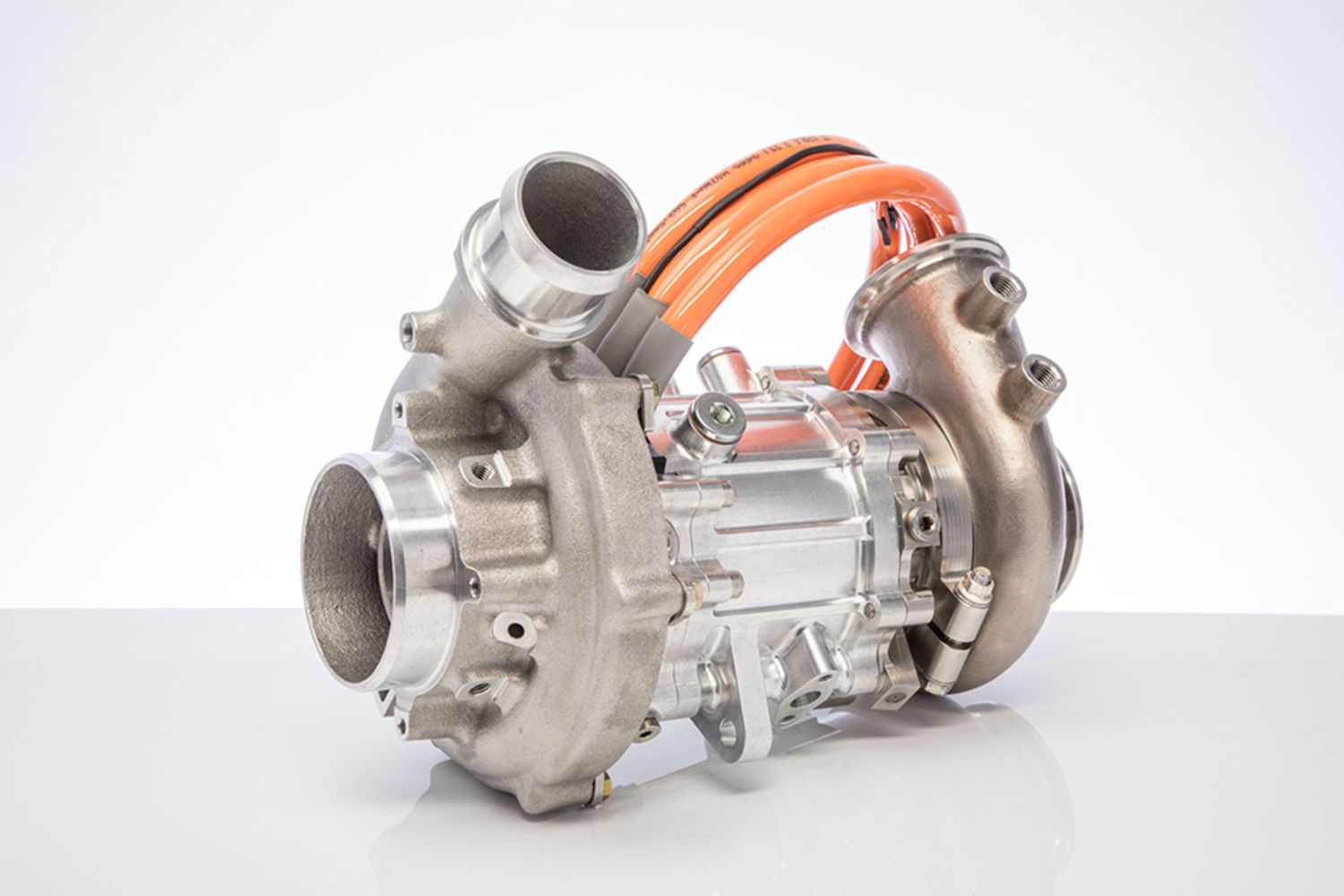 Electric Assisted Turbocharger
