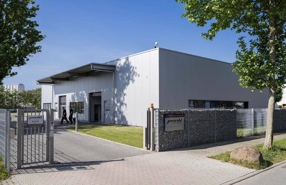 Pankl Turbosystems GmbH