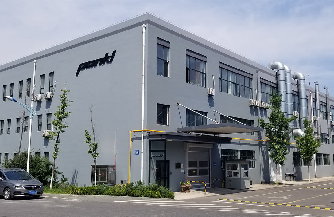 Pankl Cooling Systems - Dalian