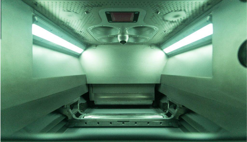 additiv manufacturing für Indycar