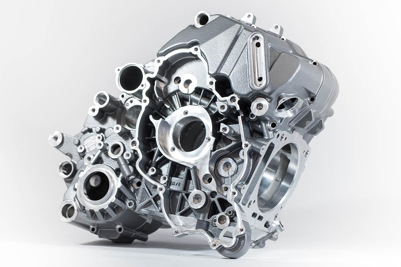 Motorgehäuse / Getriebegehäuse